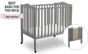 Delta Children portable mini crib REVIEW