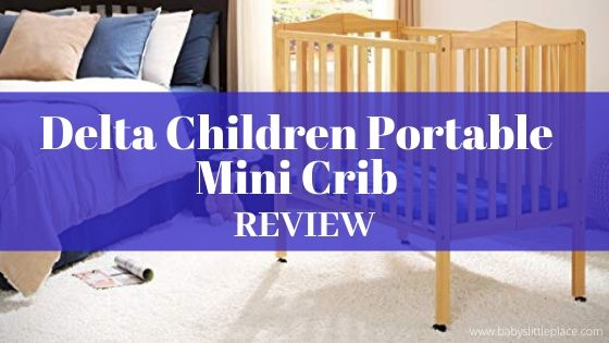 Cheap Mini Crib: Delta Children Portable Mini Crib
