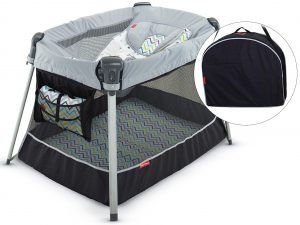 Best rated travel cribs - Fisher-Price Ultra-Lite Day and Night Play Yard