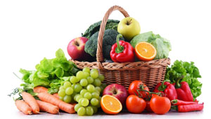 Fruits and vegetables in pregnancy diet for first trimester