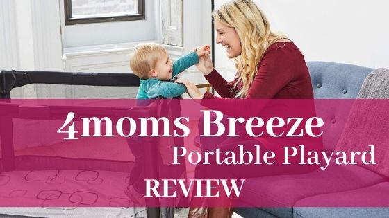 4moms Breeze Playard review