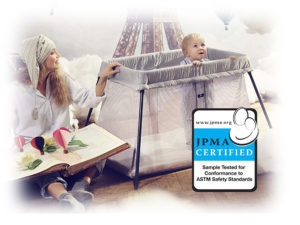 Baby Bjorn travel crib light safety review