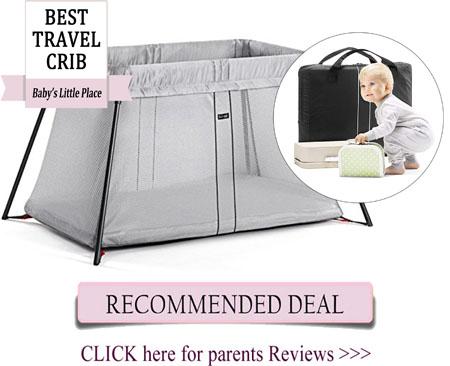 BabyBjorn travel crib Review