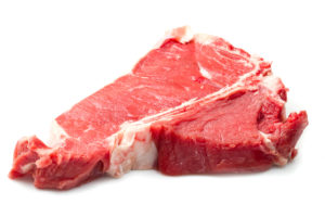 red meat - iron rich food