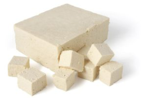 tofu - iron rich food