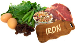 top 10 iron-rich foods in pregnancy