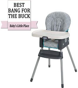Best cheap high chair - Graco Simple Switch high chair Review