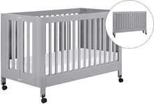 Babyletto Maki full-size folding crib review