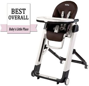 Best high chairs for babies - Peg Perego Siesta high chair