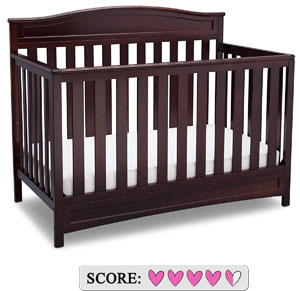Delta Children Emery crib Review