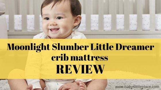 Moonlight Slumber Little Dreamer Crib Mattress Review