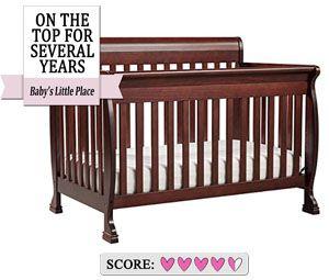The best baby cribs - DaVinci Kalani