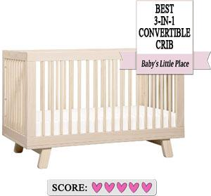 The best baby cribs to buy: Babyletto Hudson