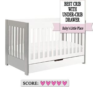 The best baby cribs to buy: Babyletto Mercer