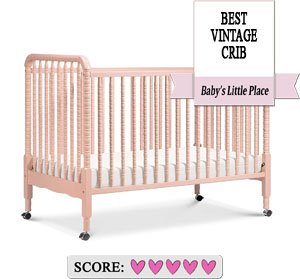 The best baby cribs to buy: DaVinci Jenny Lind