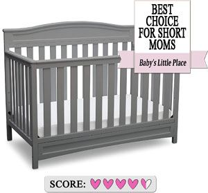 The best baby cribs to buy: Delta Children