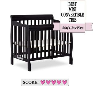 The best baby cribs to buy: Dream On Me Aden
