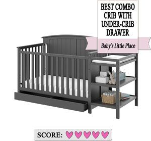 The best baby cribs to buy: Storkcraft Steveston
