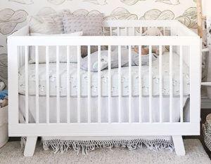 Hudson crib by Babyletto