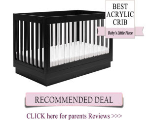 Best acrylic convertible crib