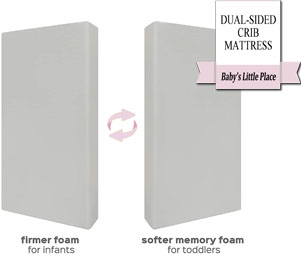Milliard Crib Mattress with Flip Technology Review