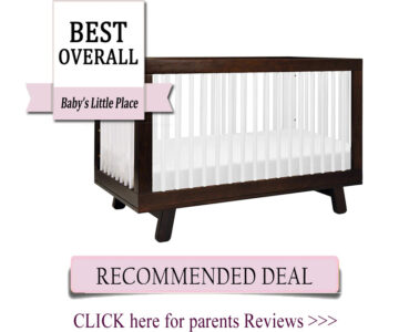 Best convertible crib: Babyletto Hudson