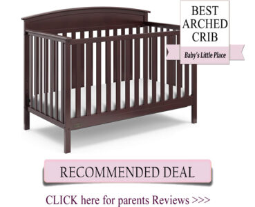 Best convertible crib with an arch: Graco Benton