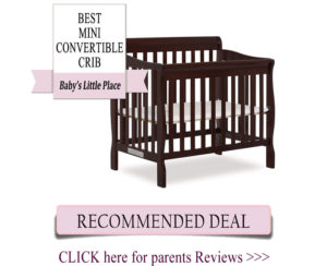 Best mini convertible crib