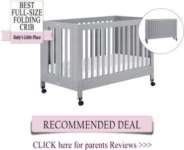 Best folding convertible crib