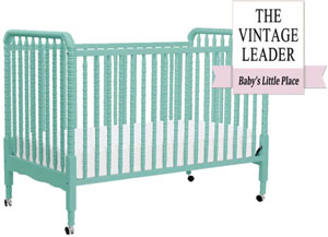 Best rated portable cribs: DaVinci Jenny Lind