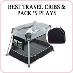 Best rated portable Travel cribs and Pack 'N Plays