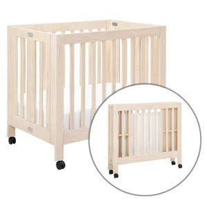 Best Rated Portable Cribs: Babyletto Origami
