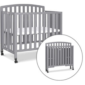 Best Rated Portable Cribs: DaVinci Dylan Mini Crib