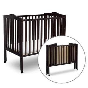 Best Rated Portable Cribs: Delta Children