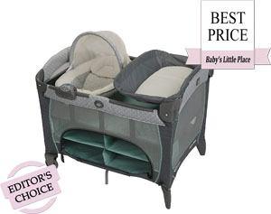 Best price: Graco Pack 'n Play Newborn Seat DLX Playard