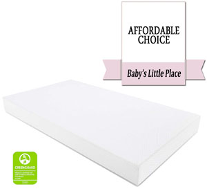 Graco Premium Foam Crib and Toddler Mattress Review