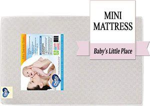 Delta Children Twinkle Stars 3-Inch Mini Portable Crib Mattress Review