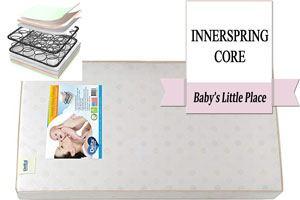 Delta Children Twinkle Stars Deluxe Innerspring Crib Toddler Mattress Review