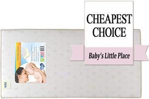 Delta Children Twinkle Stars Fiber Core Crib Toddler Mattress Review