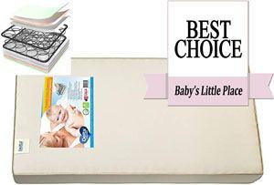 Delta Children Twinkle Stars Supreme Innerspring Crib Toddler Mattress Review