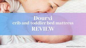 Dourxi crib mattress and toddler bed mattress review