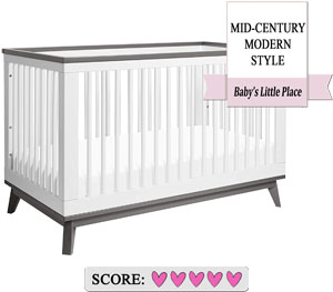 Babyletto Scoot 3-in-1 convertible crib Review