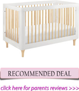 Babyletto Lolly convertible crib review