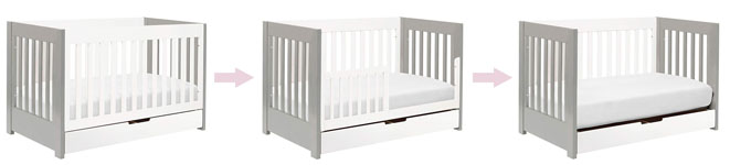 Babyletto Mercer's convertibility Review