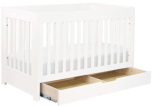 Babyletto Mercer's under-crib storage drawer review