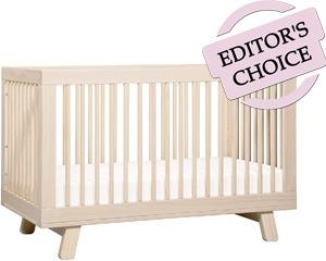 The Best Babyletto crib: Hudson convertible crib