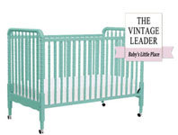 Best baby crib brands - DaVinci Jenny Lind 3-in-1 convertible crib on wheels