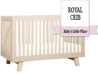 Best baby crib brands - Babyletto Hudson 3-in-1 convertible crib