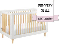 Best baby crib brands - Babyletto Lolly 3-in-1 convertible crib