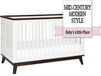 Best baby crib brands - Babyletto Scoot 3-in-1 convertible crib
